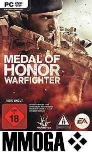 Medal of Honor: Warfighter Key - MOH Warfighter [PC] [DE] [NEU] [EA Origin]