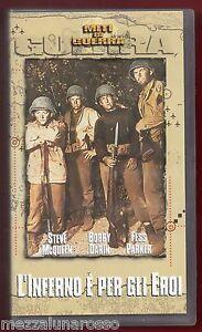 L-039-inferno-e-per-gli-eroi-Steve-McQueen-1962-VHS