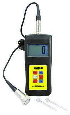 Phase Ii Dvm-1000 Digital Vibration Tester