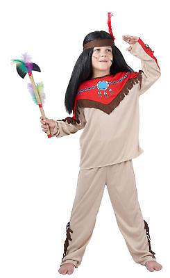 Kinder-Indianerkostüm für Jungen bunt - Indianer Kostüm Für Jungs