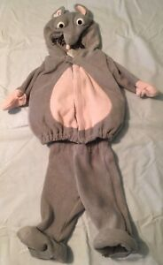 Halloween 2pc Mouse Costume 0-6mnth
