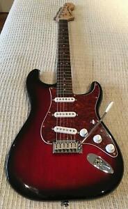 Fender Squier Standard Strat  - (Not the cheaper Bullet or Affinity)