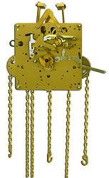 451-053 94cm Hermle  Grandfather Clock Movement