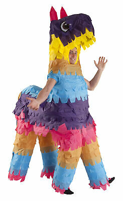 Giant Pinata Inflatable Costume Adult Funny Fancy Dress Bachelor Party - Adult Kostüm Pinatas