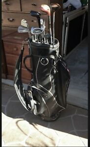 Right hand Golf Clubs with golf bag