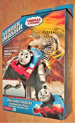 Thomas & Friends Track Master Motorized Railway Hazard Tracks Expansion Pack-NEW