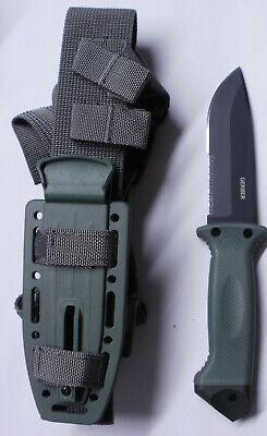 Gerber LMF II Infantry Green Fixed Blade Knife 22-01626