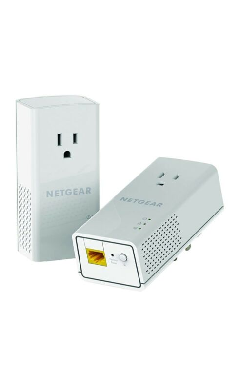 Netgear Powerline 1200 and Extra Outlet