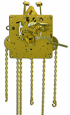 Hermle movement 451-050 H 85 cm New Grandfather Clock