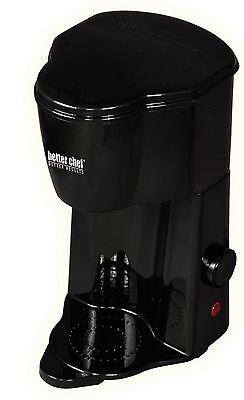 Coffee Maker 1 Cup Critical  K-CUP Single POD and Ground