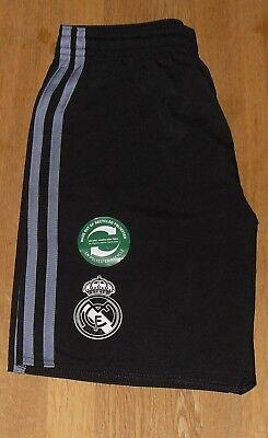 adidas Real Madrid 2016/17 Third Shorts Junior 9 - 10 Years (140)