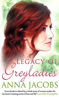 Legacy of Greyladies - Anna Jacobs - Brand New Paperback