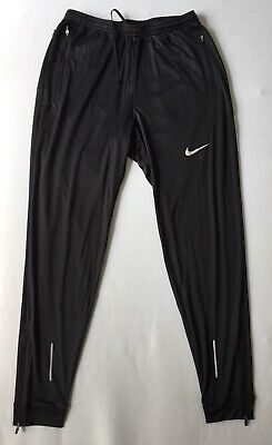 Nike Men's Dri Fit Pants Jogger AT4016 Black 010 Size L