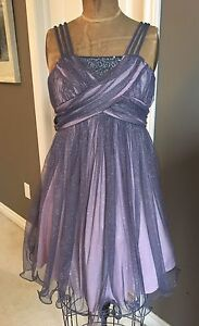 Beautifully Sweet Party Dress - size 10/12