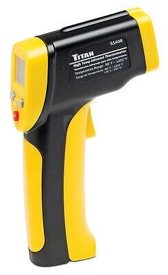 Titan 51408 High Temperature Infrared Con-contact Heat Gun -58 To 1202f