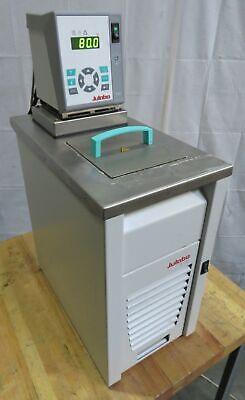 C172293 Julabo F25 Refrigerated Recirculating Chiller W Mc Digital Controller