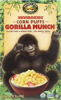 Envirokidz-Organic Gorilla Munch - Corn Puffs, Pack of 3 ( 10 OZ -