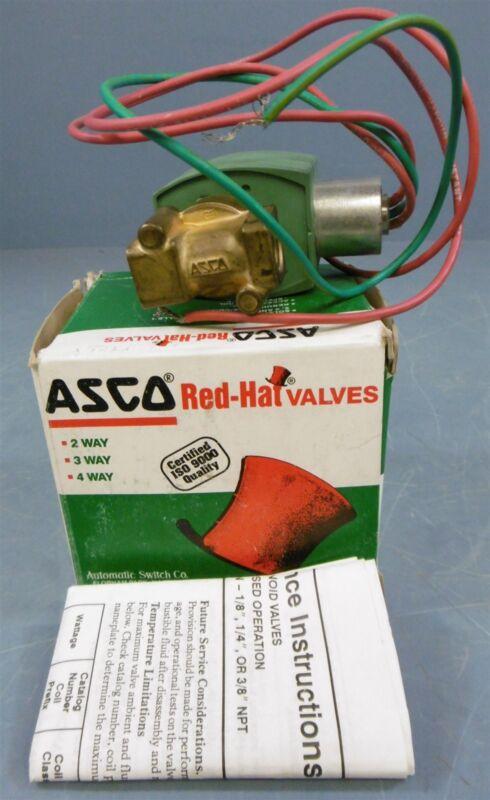ASCO Red-Hat Valves 8262G90NVH Valve A751517
