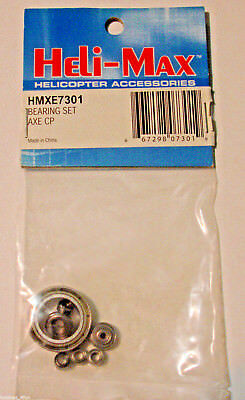 HELI-MAX Helicopter Bearing Set HMXE7301 AXE CP RC Part