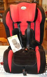 Infasecure eXceed Convertible Booster Seat