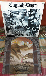ENGLISH DOGS – Where Legend Began LP in picture sleeve - Italia - ENGLISH DOGS – Where Legend Began LP in picture sleeve - Italia