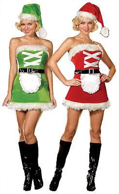 Fun Christmas Costumes (Twice as Fun COSTUMES Irish or Christmas Dreamgirl 5249 sizes)