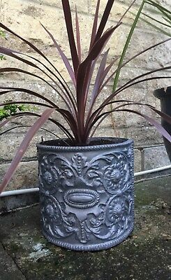 Lead Planter - Leadwork - Lead Casting - Garden - Vintage Esq - Planter