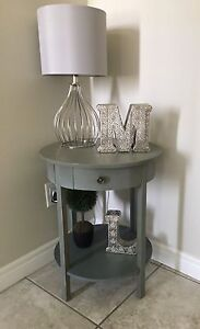 MOVING- Brand New Accent Side Table