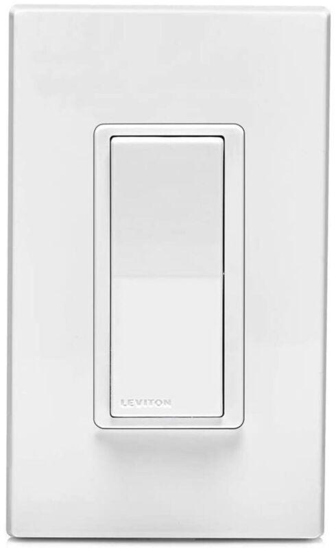 Leviton Remote Coordinating Light Switch (DD0SR-1Z) White/Ivory/ Light Almond