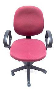 Comfortable Office Chair (with wheels) West End Brisbane South West Preview