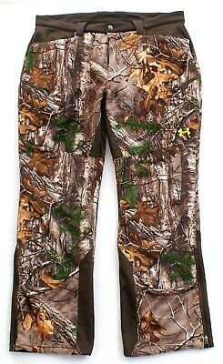 Under Armour Storm Stealth Fleece Realtree Xtra Camo Hunting Pants Men's NWT Stealth Camo Pant
