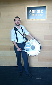 Arabic, middle east, Lebanese professional (tabul) drummer Wollert Whittlesea Area Preview