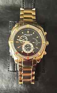 Men's Gold watch *Like new* Wellard Kwinana Area Preview