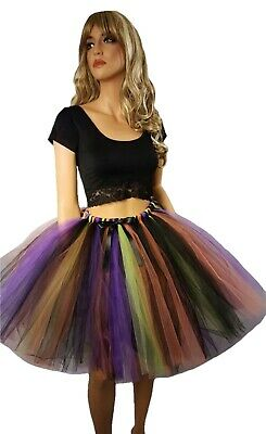 Adult Witch Tutu - Halloween Tutu - Available in Sizes Small to 6XL