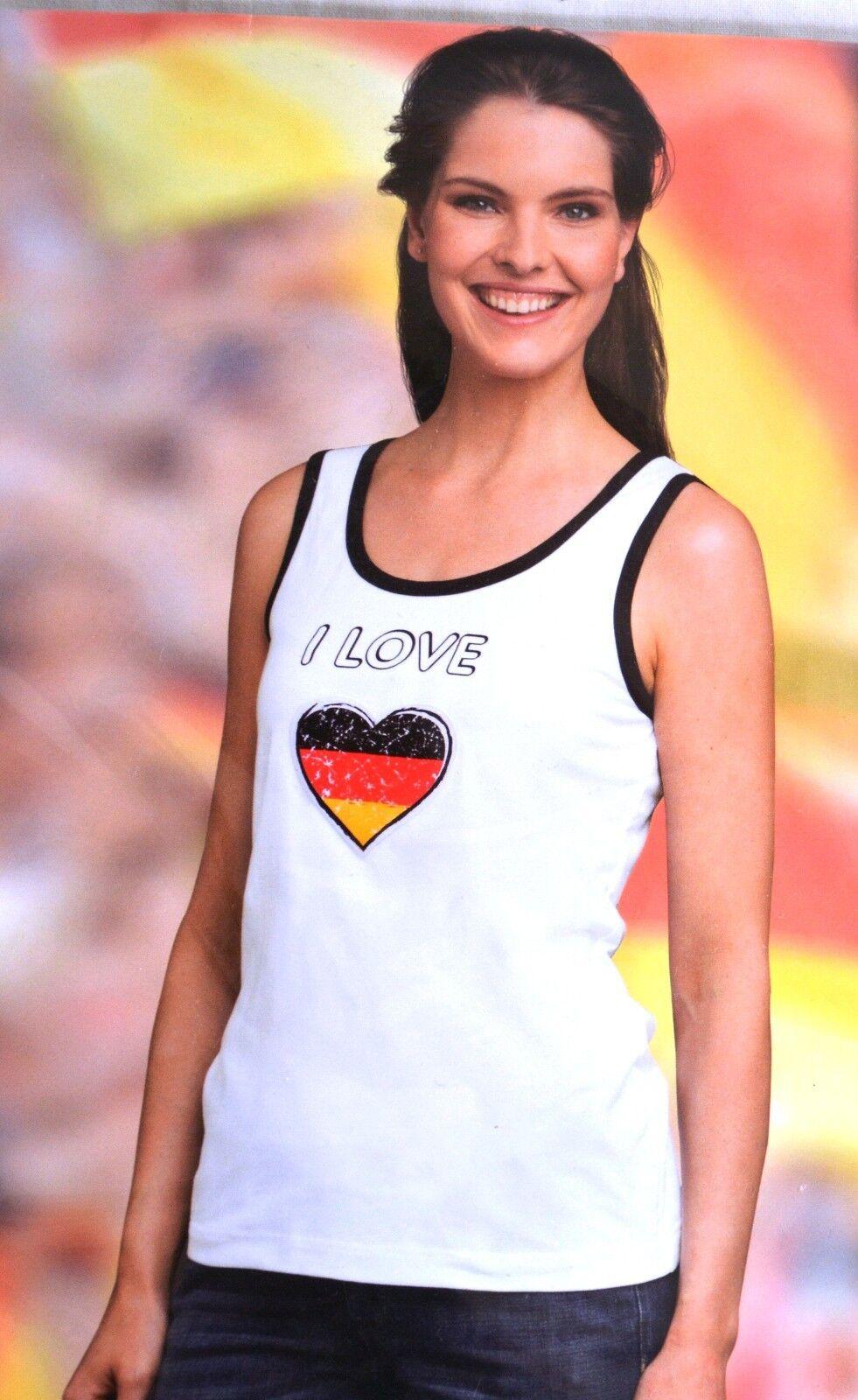 Deutschland Damen Fußball Handball Volleyball T-shirt DFB Body Fit S L M XL 2XL