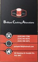 Clothing Alterations in Guelph