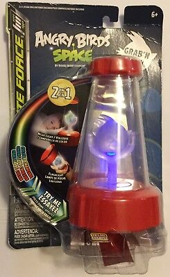 Grab N Glow Angry Birds Space Night Light Flash Light 2 In 1