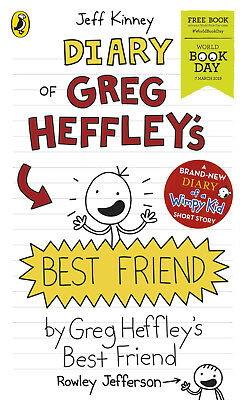 Diary of Greg Heffleys Best Friend: World Book Day 2019 (Diary of a Wimpy