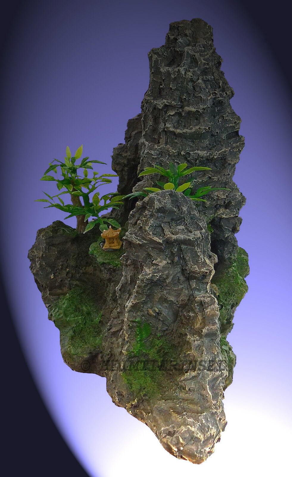 aquarium deko grotten h hle stein terrarium dekoration zubeh r barsche eur 8 98 picclick de. Black Bedroom Furniture Sets. Home Design Ideas