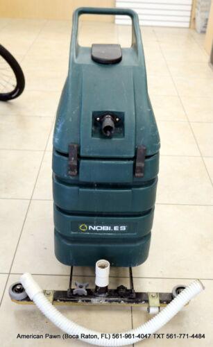 Nobles by Tennant Typhoon EV 608688 wet/dry vacuum