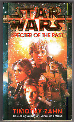 """Star Wars: Specter of the Past"" Zahn paperback"