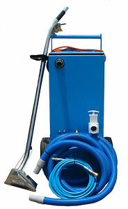 portable carpet extractor machine