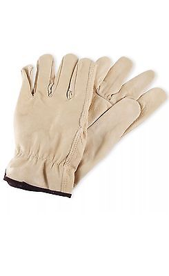 Wells Lamont Mens Cowhide Leather Work Gloves Mlxl Sizes Available