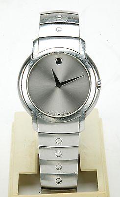 $299.99 - Men's Authentic Swiss Movado SL Sport Luxury Watch Model 84 G1 1851. Big. Used.