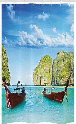 Náutico Cortina de Ducha Barco Maya Bay Tailandia