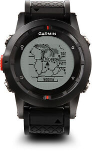 Garmin Fenix Hiking GPS Watch w/ Exclusive Tracback Feature 010-01040-00