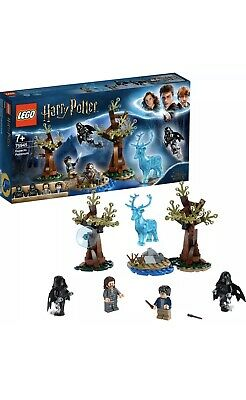 Lego Harry Potter Expecto Patronum Dementor Patronus Building Set - 75945