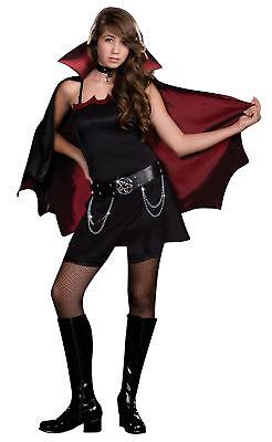 Twilight Bite Teen Girls Costume Vampire Stretch Knit Fancy Dress Dream Girl](Twilight Vampire Costumes)