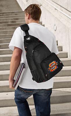 University Cross Body (Oklahoma State University Backpack COMFORTABLE CROSS BODY MONO STRAP OSU)