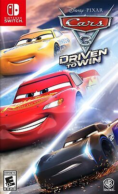 Warner Bros. Interactive Cars 3: Driven to Win - Nintendo Switch